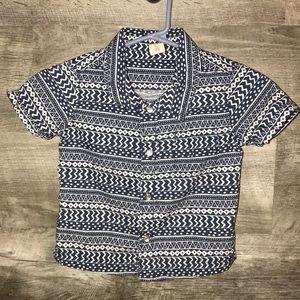 Tucker + Tate baby boy shirt